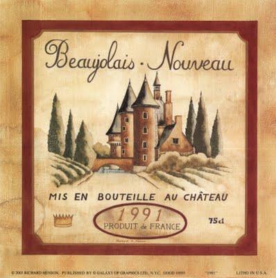Beaujolais Nouveau – A Festa do Vinho Novo