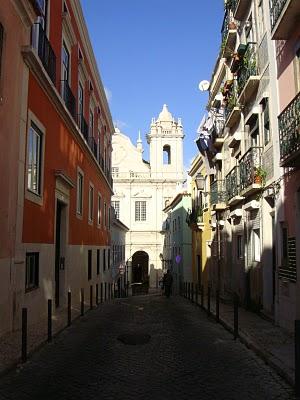 Santa Catarina, Lisboa