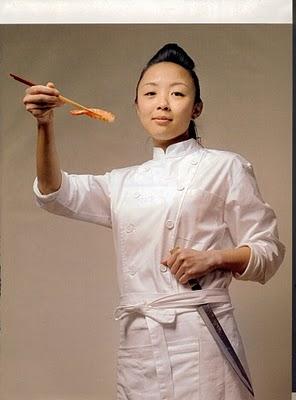 Yuko Yamamoto – Sushiwoman