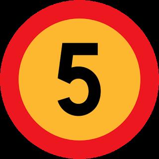 5º Aniversário