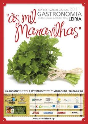 XIX Festival Regional de Gastronomia de Leiria 2011