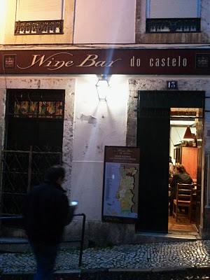 Wine Bar do Castelo (Lisboa)