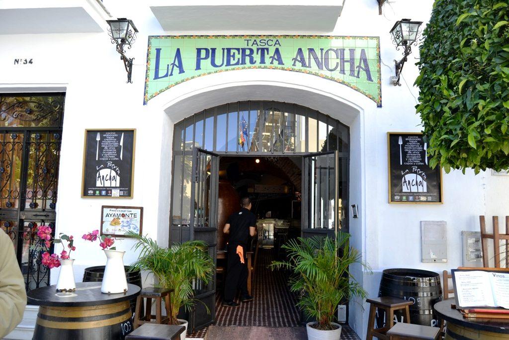 La Puerta Ancha - Ayamonte