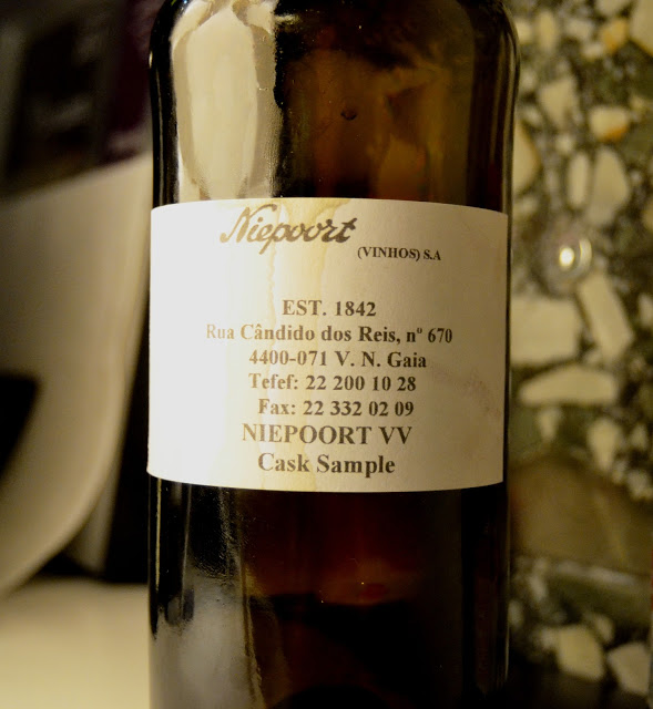 Os Meus Vinhos de 2012