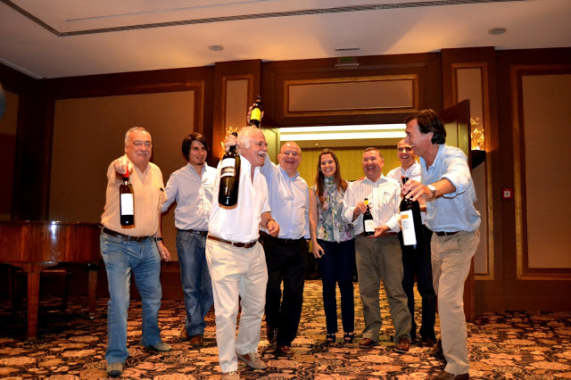 Prova de Vinhos e Masterclass Independent Winegrowers' Association (Lisboa)