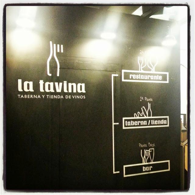 La Tavina (Logrono, Rioja)