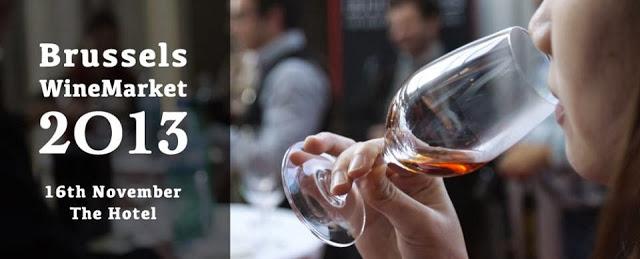 Adegga Brussels WineMarket 2013