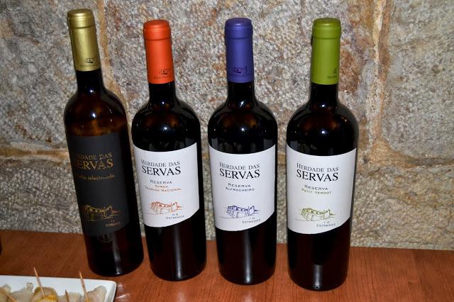 Herdade das Servas – Os Novos Reservas (Lisboa)