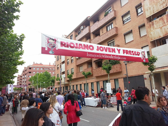 Riojano Joven Y Fresco (Logrono, Rioja)