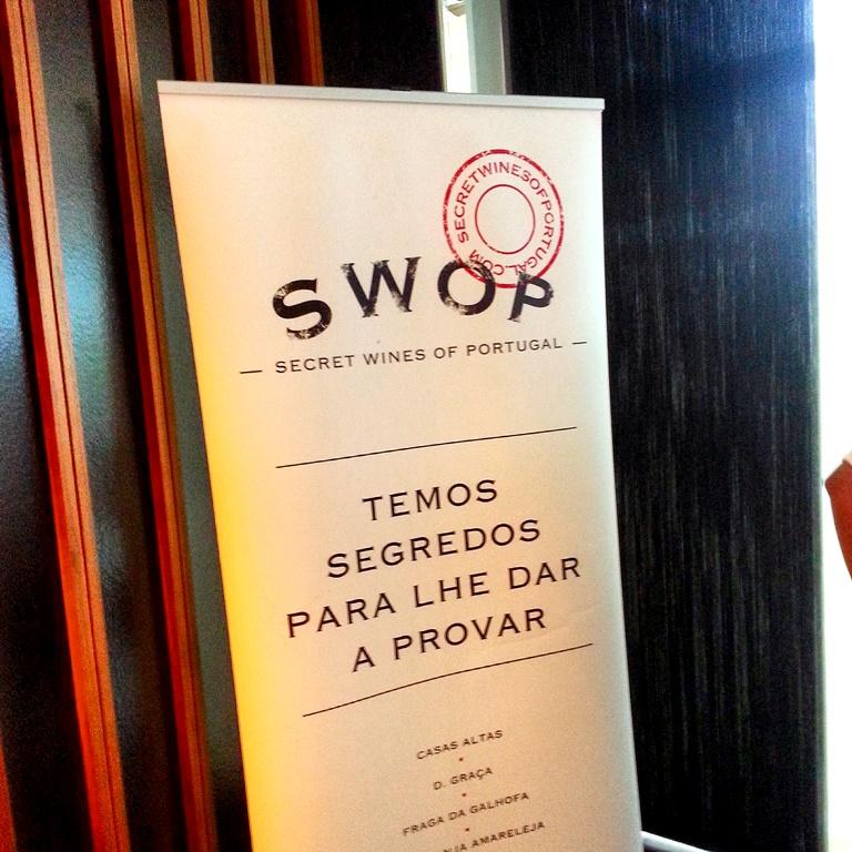 Secret Wines of Portugal - SWOP