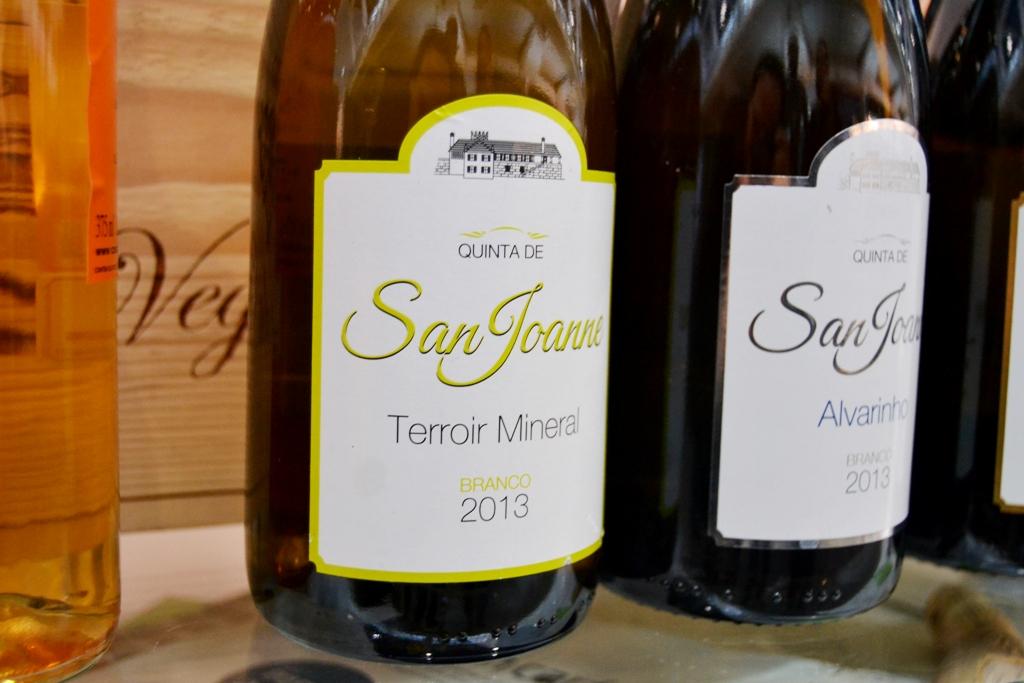 SanJoanne Terroir Mineral 2013