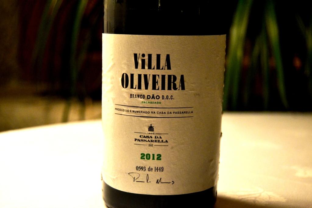 Villa Oliveira Branco 2012