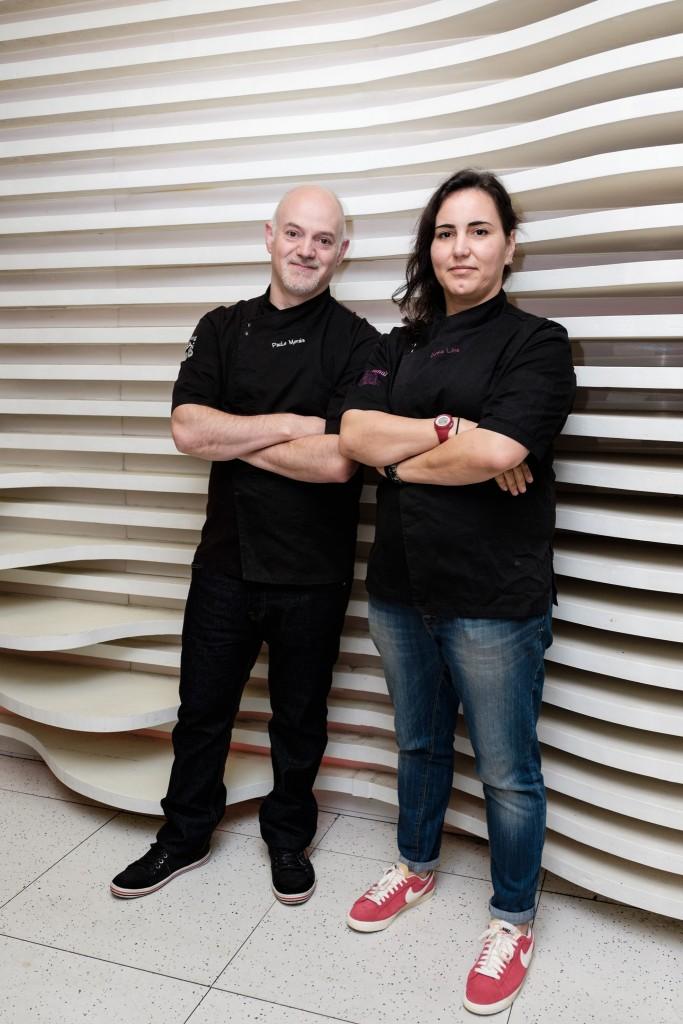 Sushi Fest_Paulo Morais e Anna Lins_créditos Agência Zero