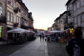 Comer em Braga