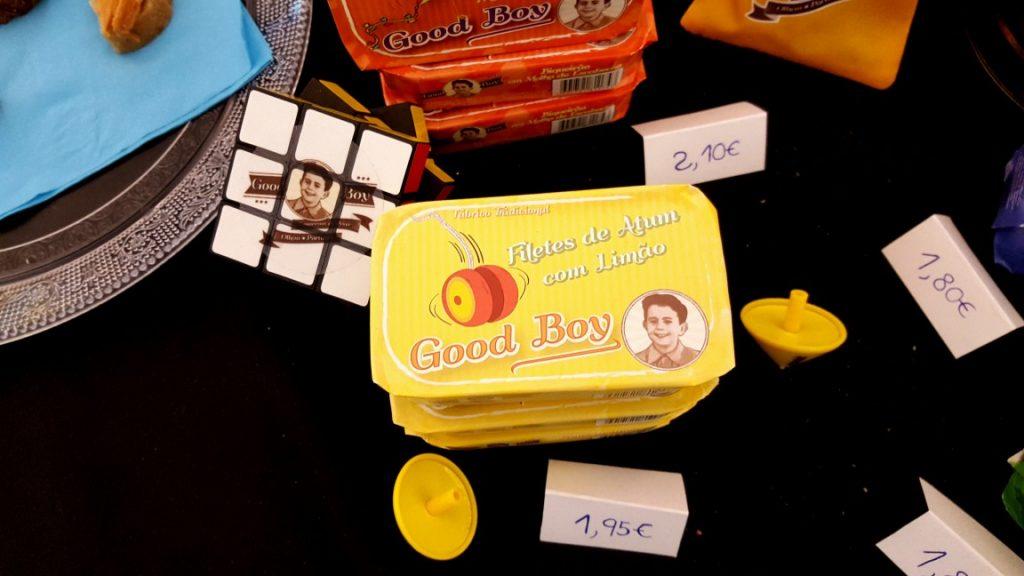 Good Boy - Filetes de Atum com Limão