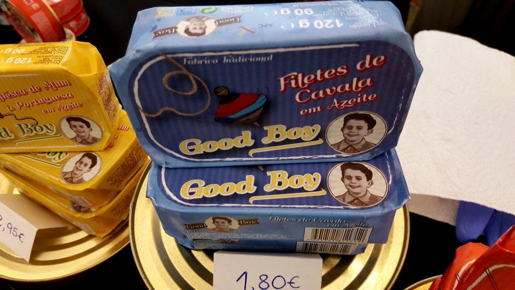 Good Boy - Filetes de Cavala em Azeite