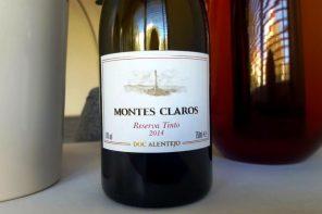 Montes Claros Reserva Tinto 2014