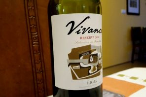 Vivanco Reserva Tinto 2010