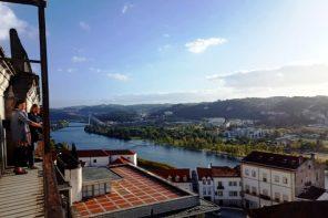 Comer em Coimbra