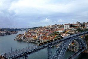 Comer no Porto