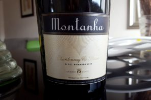 Espumante Montanha Chardonnay e Arinto Grande Cuvée 2009