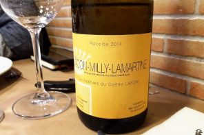 Domaine Héritiers du Comte Lafon Mâcon-Milly-Lamartine Blanc 2014