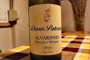 Dona Paterna Alvarinho 2016